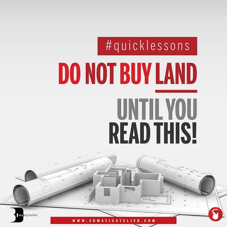 Do NOT Buy Land Until You Read This!